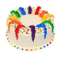 Celebration Cake White